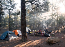 Camping and Hiking Equipments