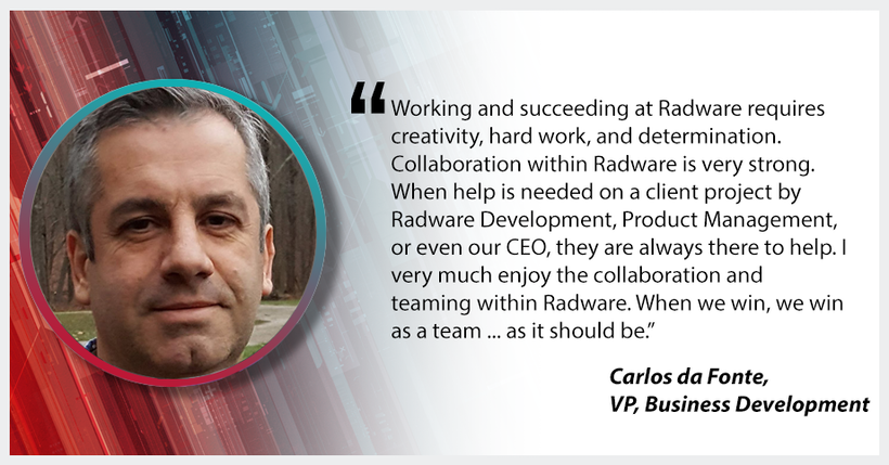 Work At Radware!