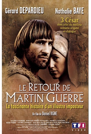 He's Baaack:  'The Return of Martin Guerre'