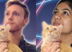 MOGUL Recreates Outrageously Funny Pics of Men from OKCupid. And it's Hilarious.