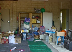 Clutter clearing for a good Feng Shui