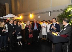 Gruppo Italiano (GI) Hosted Authentic Italian Cuisine & Culture Event At Il Gattopardo