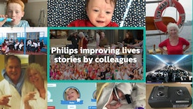 What's your favorite example how Philips improves lives - our colleagues share their personal stories
