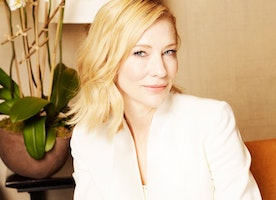Cate Blanchett on Female Judgment and How She's Moisturized for Over a Decade