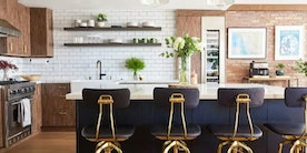 BUILDING AN INVITING LIGHT-FILLED VENICE TOWNHOUSE WITH HOME BUILDERS: LA DESIGN BUILD