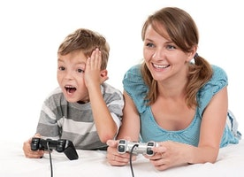 Gaming Experience with LED monitor – Kids & Game