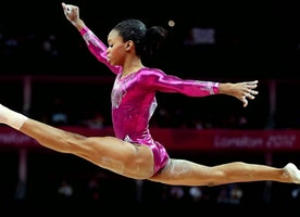 Dear Gabby Douglas, You Deserve Better Than This