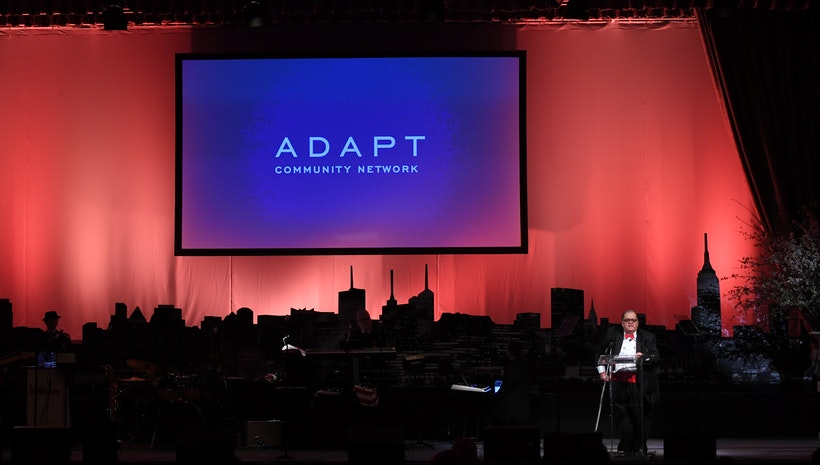 Over 750 Attend  UCP Of NYC 70th Anniversary Gala marking Official Launch Of ADAPT Community Network