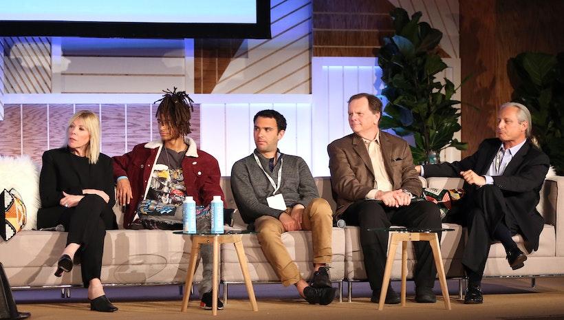 Jaden Smith, Van Jones, Malin Akerman, Lance Bass Talk Environment At EMA Impact Summit