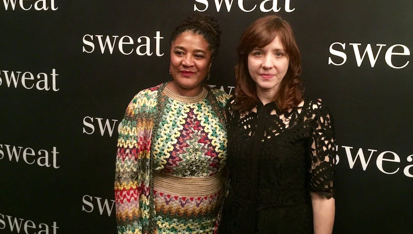SWEAT, the Acclaimed New Broadway Play by Lynn Nottage, Directed by Kate Whoriskey, Opened March 26, 2017