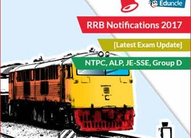 RRB Notifications 2017 [Latest Exam Update] NTPC, ALP, JE-SSE, Group D