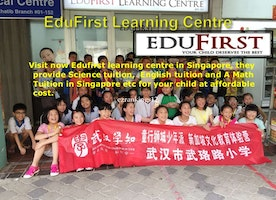 Edufirst - Tuition Centre In Hougang and the importance of taking Science Tuition