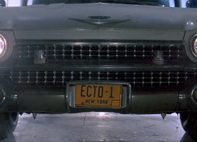 Cool License Plates from the Movies