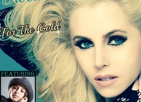 "Brooke Moriber to Releases New Single  ""For The Gold"" ft. Sky Katz Friday, March 17th"