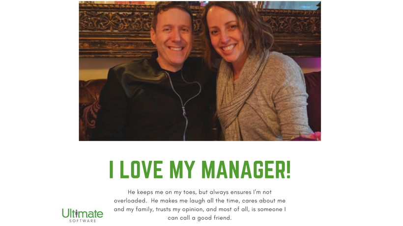 Do you love your manager??