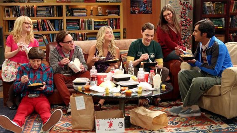 Dinner Party with the Cast of Big Bang Theory
