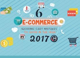 6 eCommerce Shopping Cart Failures
