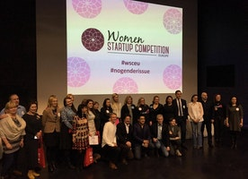 The city of Kotka hosted WSC, an international female startup competition for the first time!