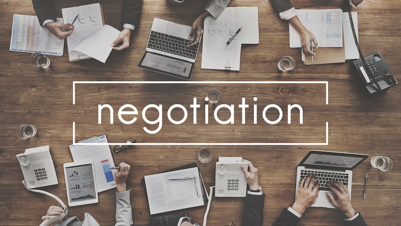 The Definition of Negotiation and How to Use It to Your Advantage