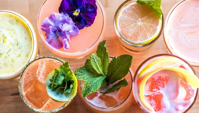 Host Your Own Spring Cocktail Happy Hour