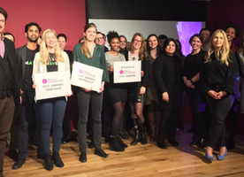 British teams amazed the jury in the Women Startup Competition London prefinal!