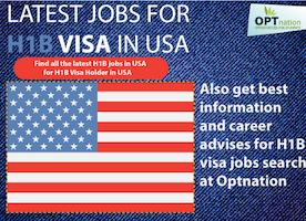 H1B Visa Jobs in USA