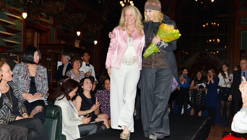 Sailing Heals Hosts An Elegant Charity Runway To Give Back to Cancer Patients