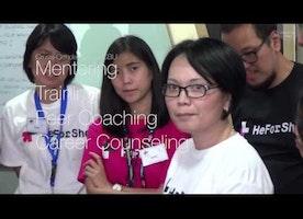 HeForShe Movement Danone Indonesia
