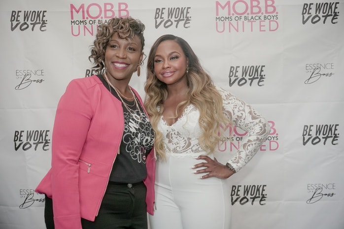 Moms of Black Boys United, Inc. (M.O.B.B. United) Holds Champions of Change Breakfast Honoring Phaedra Parks, The Exonerated Five and Mayor Sharon Weston Broome  at The 25th ESSENCE Festival