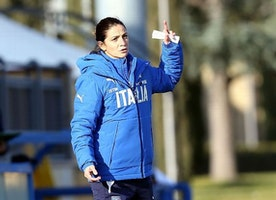 Patrizia Panico - First Female to Coach Male National Team in Italy