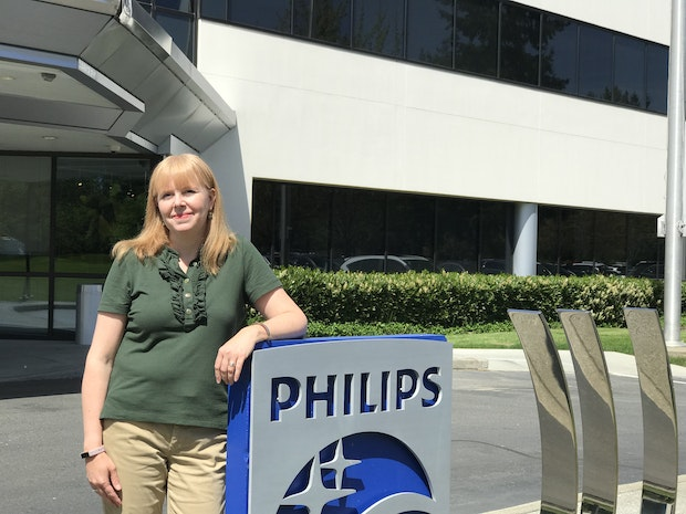 Our Q&R Engineer shares her unique experiences at Philips