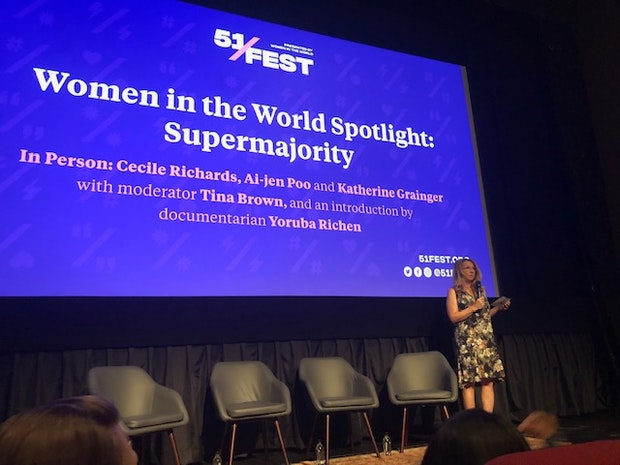 Abortion, Voter Suppression, and a Booksmart Reunion at the Second Night of 51Fest in NYC