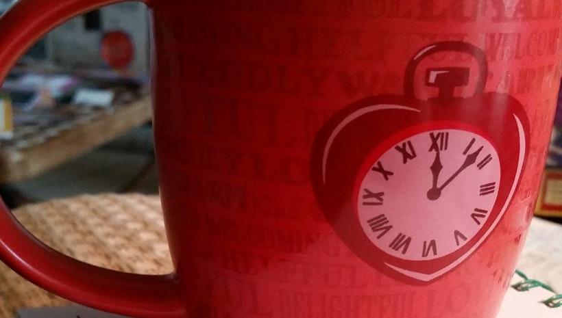 My Heart Clock Protector! #LoveAdviceToMyself