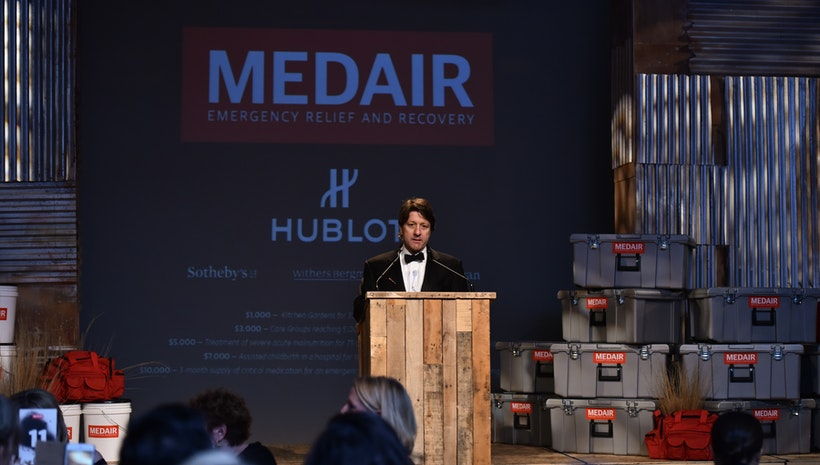 Medair Hosts First Annual Gala