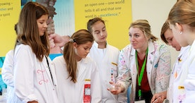 Empowering the Next Generation of STEM Leaders