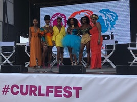 CurlFest Holds it Annual Event in Randall's Island Park on July 26, 2019