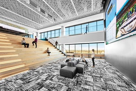 Learn how #WUHQ architecture is driving employee connections!