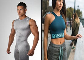 12 Most Popular Summer Fitness Clothing for 2017