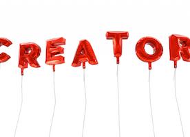 Create, Create, Create!