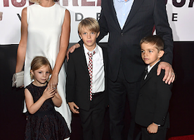 Kevin Costner: 'The Reality Is I'd Kill for My Kids'
