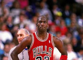 Michael Jordan's Love Letter to High School Sweetheart