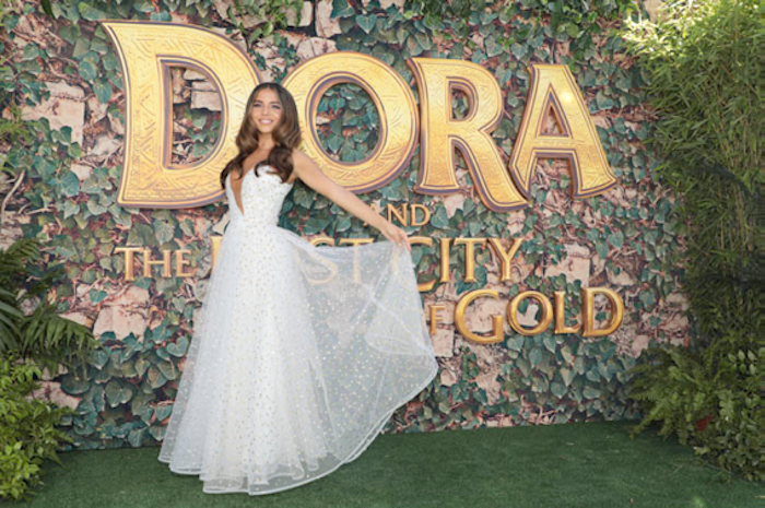"""""""Dora and the Lost City of Gold"""" Premieres in LA on July 28, 2019"""