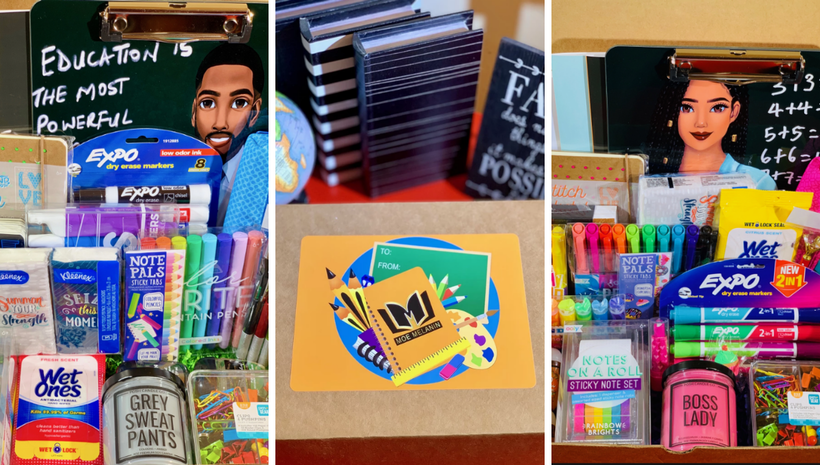 Back-to-School Shopping with Black-Owned Businesses