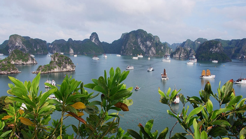 The most amazing tourist attractions in Vietnam