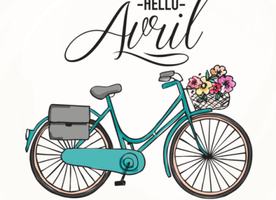 Weekly Reads: April is for Overcoming Hurdles