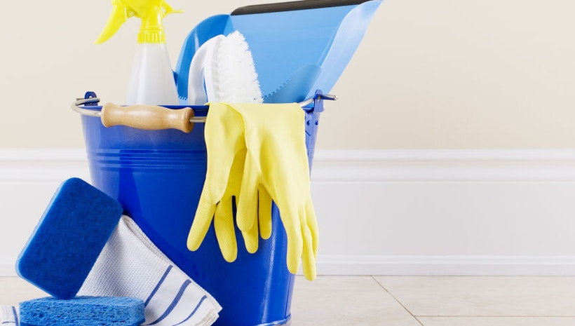 Joy Mangano Shares Her Spring Cleaning Tips & Tools