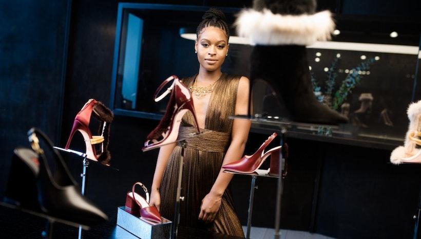 Meet Kendall Reynolds, Designer Of Kendall Miles