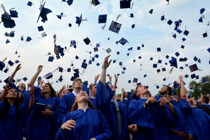 Graduating High School: Moving into Adulthood