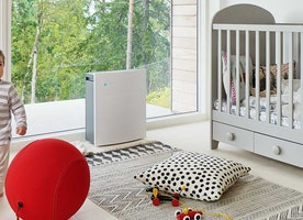 Air Purifier in India - HEPA Filter, Best Air Filter & Cleaner for Home by Hicare Blueair Purifier