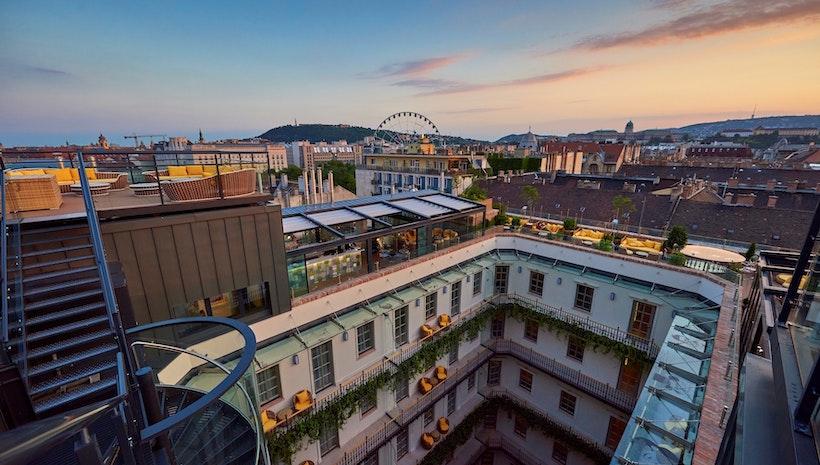 Aria Hotel Budapest Awarded #1 Hotel In The World; Brand Sweeps TripAdvisor Travelers' Choice with 18 Awards